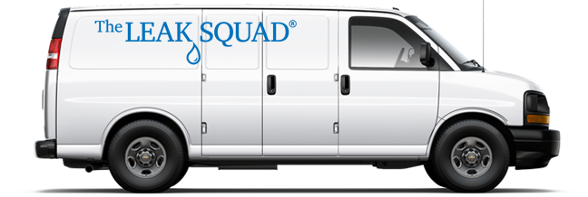 THE leak squad VAN
